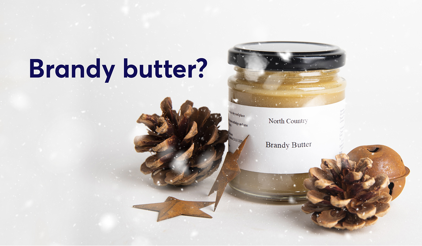 Our favourite ways to enjoy brandy butter...