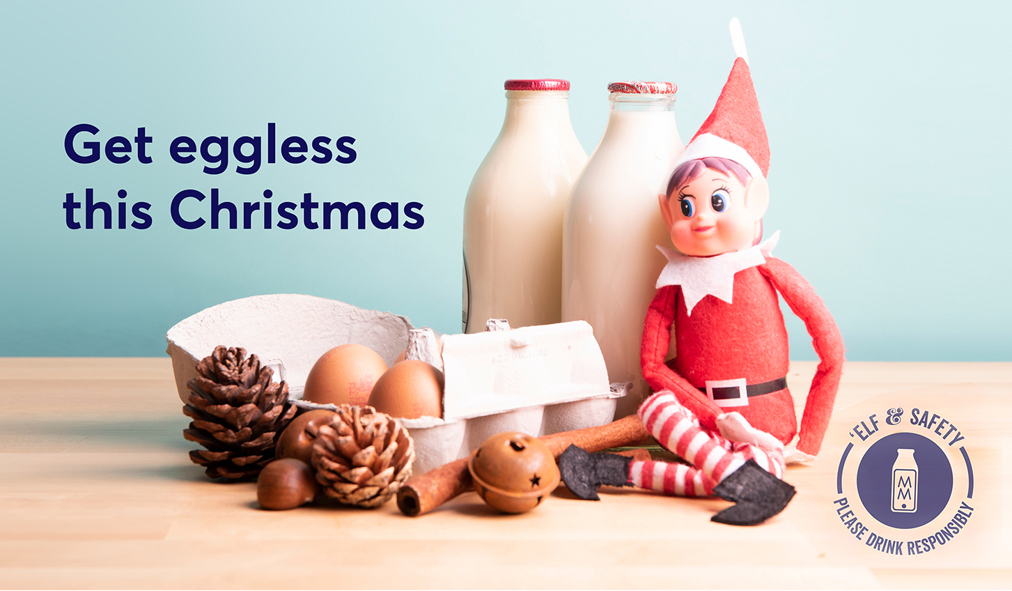 Try our homemade eggnog recipe