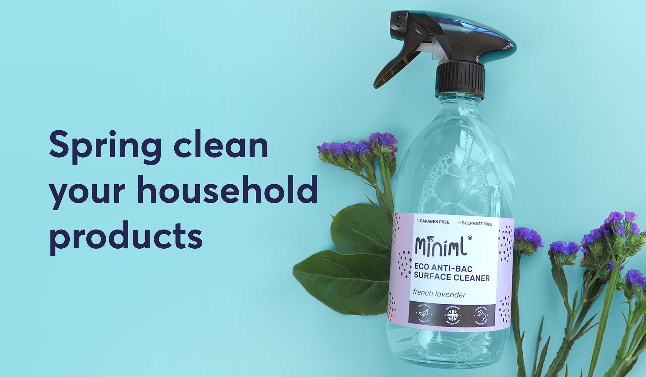 Time to ditch the chemicals under your sink?
